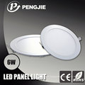 Hot Sale SMD2835 6W Round LED Panel Light