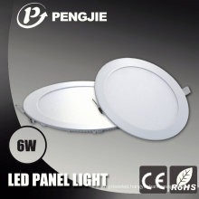 3 Years Warranty 6W LED Ceiling Light with CE (Round)