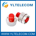 FC Adjustable Fiber Optic Attenuator , FC variable Optical Fiber Attenuator