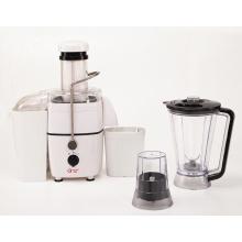 Processeur de nourriture puissant de 450W: Juicer, mélangeur, moulin sec