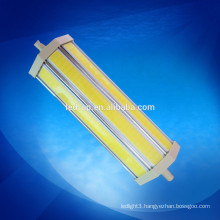 COB led corn light ,189mm 15W r7s COB led outdoor lighting