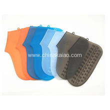 Waterproof Anti-slip Portable Silicone Rain Shoes