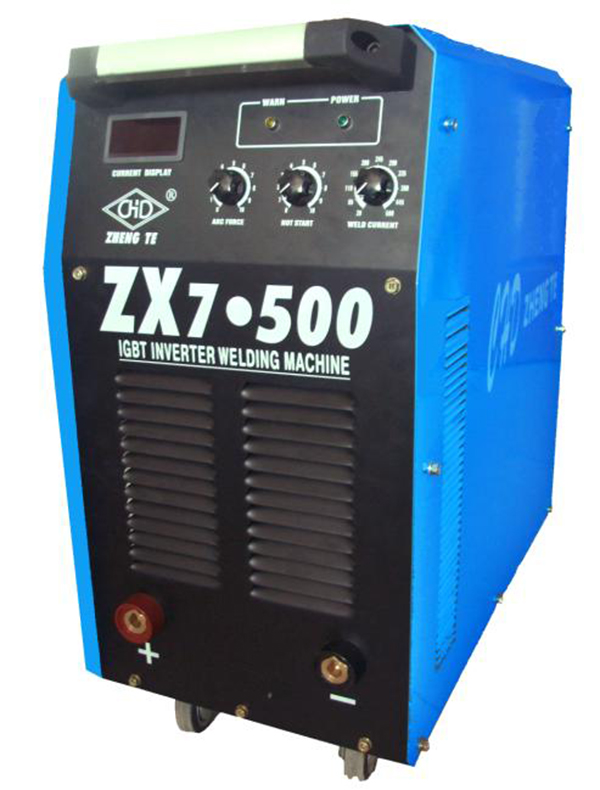 Zx7 Series Igbt Inverter Dc Arc Welding Machine 3