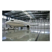Galvanized Steel Structure Airplane Hangar Covering