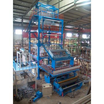 SJ Film Blowing Machine