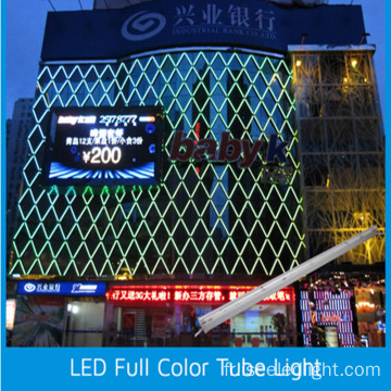 Wholesale dmx512 rgb led tube en plein air