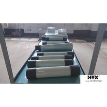 Tubo de alta pressão para água feita por FRP