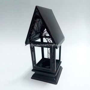Hallowmas serie Metal linterna Casa Decor