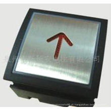 Peças do elevador, elevador de peças - botão de pressão