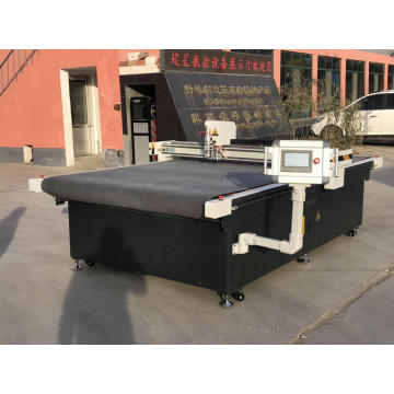 paper cutter machine with oscillating knife