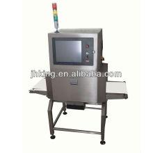 Détecteur de métaux de rayon X, trieuse étrangère de matière de rayon X pour la nourriture