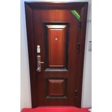Верхняя поставка высококачественного дизайна внешней деревянной двери