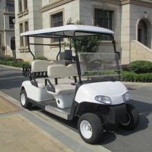 Dijual panas 48V 4 kursi Electric Golf Cart