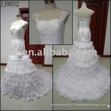 Robe de mariage réelle JJ0032