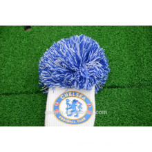 cubiertas de la cabeza de lana tejida golf club