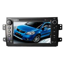2DIN автомобильный DVD-плеер, пригодный для Toyota Sx4 2006-2012 с радио Bluetooth стерео TV GPS навигационной системы