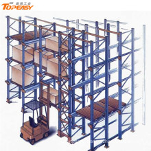 drive-in pallet rack for warehouse racking system