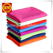 Popular Custom Multi color Microfiber fabric Suede yoga mat towel Popular Custom Multi color Microfiber fabric Suede yoga mat towel