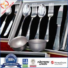 GR1 Pure Titanium Tableware/ Dinnerware Sets