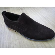 Chaussures plates décontractées en daim pour homme Nx 525