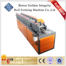 Máquina de fabricação de portas e janelas de alumínio, maquina de fabricação de portas do obturador na China