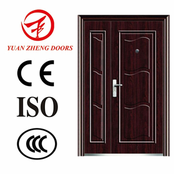Top 10 China Lieferant Stahl Doppel Sicherheit Tür