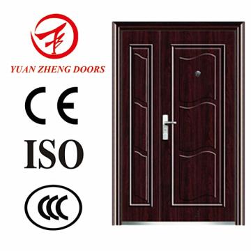 Top 10 China Supplier Steel Double Security Door