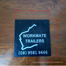 Truck Parts Rubber and PVC Mud Flap