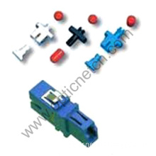Hybrid Fiber Optic Adapters