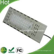 IP65 40W LED al aire libre luz de calle con 3 años de garantía