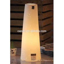 Lámpara de mesa de cerámica interior popular
