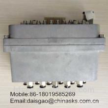 Alimentos Máquina-Color clasificador piezas Producto y Metal Material del producto Separador de color válvula solenoide