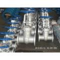 """WCB s'élevant 2 """"pouces en fonte en acier vanne valve porte vanne faire"""