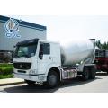 10CBM LHD HOWO A7 Concrete Mixer Truck