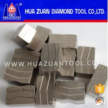 Sharpness Granite Cutting Segment for Sale
