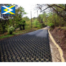 Manufacturer plastic HDPE geocell for slope protection of gravel driveway paver HDPE Plastic Geocell manufacturer price
