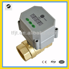 CWX-Timer Controlled Motorized Ball Valve for Air-warm valve.HVAC and fire-flight sprinkler service