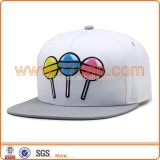 Custom Leather Patch Logo Snapback Hats Wholesale