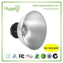 UL CE RoHS SAA Listado linear 180w luz de baía alta indoor factory armazém industrial levou luz de baía alta com caixa de alumínio