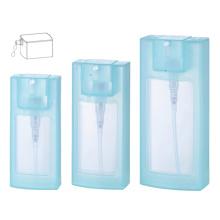 25ml 45ml 75ml Square PP Bottle Lotion Bottle Easy Carry Bottle