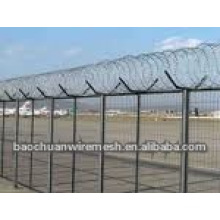 Airway wire mesh protective fence in store( factory)