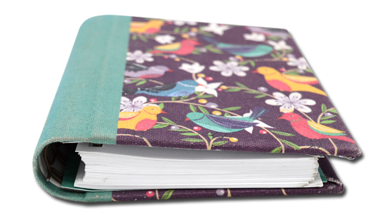 Colorful Customize Spiral BInding Notebook Dairy Notebook