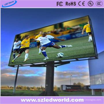 P6 36kg / Cabinet à l'extérieur des écrans de la publicité de LED affichent l'écran large