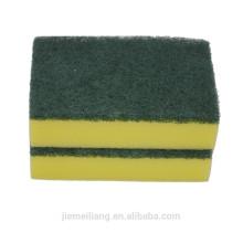 JML Hot Sales Pot Cleaner Пена губка / губка чистящие подушки скруббер для кухни