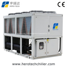 220000kcal/H Screw Type Injection Molding Machine Air Cooled Water Chiller