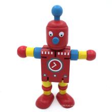 mejor robot de madera juguetes 2018 niños luchando robot juguete