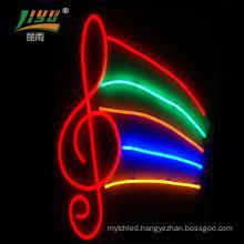 Rgb strip lights neon led tube light led decoration light for home