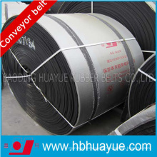 Noyau entier, résistant à l'usure, bande transporteuse ignifuge de PVC / Pvg