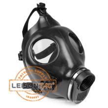Militärische Gasmaske für Helm