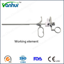 WHD-3 Hysteroscope Resectoscope Working Element